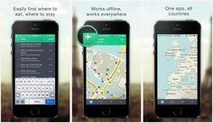 ฟรีแอพ 18-08-14 แนะนำ MAPS.ME — offline maps $4.99, Fitness Point Pro $4.99 ฟรีจำกัดเวลา   iPhone-Droid