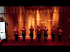 London Fanfare Trumpets - 'VIP' - 7 Piece Fanfare Team - YouTube