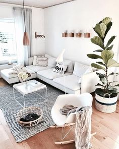 New living room modern couch floors Ideas Deep Sofa, Room Inspiration, House Interior, Living Room Decor, Home Living Room, New Living Room, Home, Apartment Living Room, Modern Couch