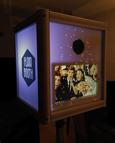 A sneak peek at the new FlairBooth Pro photo booth for DSLR cameras and Surface Pro 3! Happy holidays!