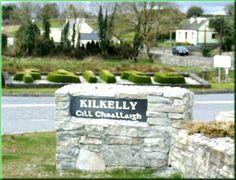 Kilkelly, County Mayo, Ireland.