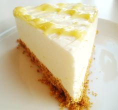 Mel's Kitchen Cafe | The Best {No-Bake} Lemon Cheesecake