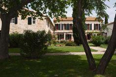 Arles > resto > Le Mas de Peint