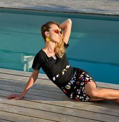 Pause Café, Pret A Porter Feminin, Catalogue, Shirt Dress, T Shirt, Dresses, Fashion, Spring Summer, Ongles