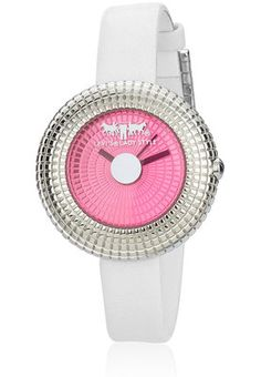 LTE0402 White/Pink Analog Watch Price: Rs 4250