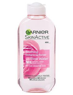 Face Toner || SkinActive Soothing Botanical Toner- Rose Water (dry to sensitive skin)