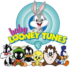 Baby Looney Tunes is an animated program that ran from 2002 to Similar to Muppet Babies this program features baby versions of Bugs Bunny, … Looney Tunes Bebes, Les Looney Tunes, Looney Tunes Party, Looney Toons, Looney Tunes Characters, Looney Tunes Cartoons, Disney Cartoons, Watch Cartoons, Animation Programs