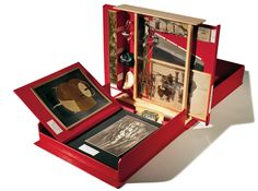 Marcel Duchamp's Box in a Valise, 1941/1966 (Portable Museum)