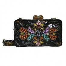 Featuring: One of my idols! These amazing clutches/evening bags. Dinner Hour by Mary Frances