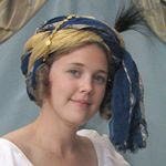 Wrapped turbans, three lovely examples