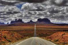 Kyrie Eleison, down the road that I must travel #roads #highway #nature #scenic #beautiful