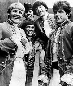 Paul Revere  The Raiders, probably 1966.  Where the Action Is tour, San Antonio.  My first live concert.