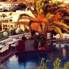 The Pool at the Belvedere Hotel, Mykonos. Mykonos, Photo Credit, Pictures, Instagram, Photos, Paintings