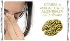 Stress e Alzheimer nelle donne