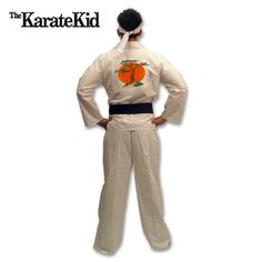 Adult Karate Kid Costume now available from http://www.karatemart.com