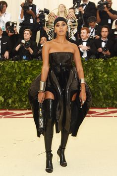 39c763b09cb26 Here s What Every Celebrity Wore To The 2018 MET Gala