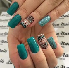 Clique na Foto e Receba o Curso Profissional de Unhas de Gel, Acrigel e de Fibra. Creative Nail Designs, Acrylic Nail Designs, Nail Art Designs, Gel Nails, Acrylic Nails, Nail Polish, Stylish Nails, Trendy Nails, Country Nails