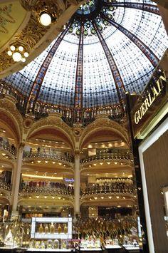 Galeries Lafayette, Paris by Maelo Paris