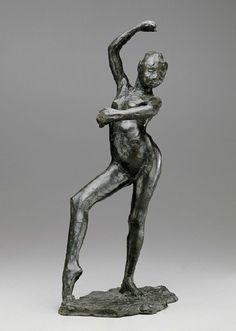 Edgar Degas Spanish Dancer 1900 Bronze 432 x 171 x 219 cm The Detroit Institute of Art Edgar Degas, Degas Paintings, Detroit Art, Spanish Dancer, Art Sculpture, Dance Art, Oeuvre D'art, Les Oeuvres, Art History