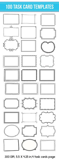 The terrific Task Card Templates Editable 100 Flash Card Template, Card Templates, Classroom Activities, Classroom Organization, Classroom Management, First Grade Teachers, Teaching Strategies, Task Cards, Math Centers