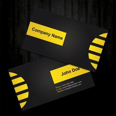 100 best 100 creative orangeyellow business cards for your 22 examples of yellow colored business cards colourmoves