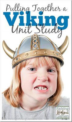 Pulling Together a Viking Unit Study