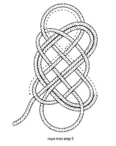Tapete de corda