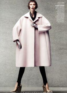 Carlie Kloss Vogue