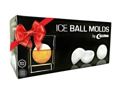 Whiskey Balls! A great Father's Day gift! http://www.amazon.com/Ice-Ball-Maker-Cocktail-Silicone/dp/B00CQ50PS4/ref=sr_1_43?ie=UTF8&qid=1433198674&sr=8-43&keywords=ice+ball+mold