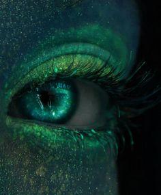 that eye... verde