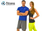 Fitness Blender's 5 Day Workout Challenge to Burn Fat & Build Lean Muscle - Free Workout Plan Online
