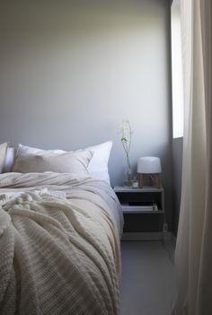 my scandinavian home - bedroom creme