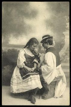 Szatmár 1901. Folk Costume, Costumes, Hungarian Women, Dance Wallpaper, Folk Dance, Serbian, Eastern Europe, Fashion History, Traditional Dresses