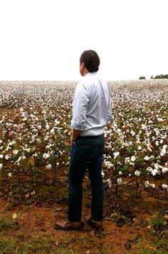 Inspiration / SidMashburn.com    The touch the feel......of cotton