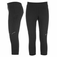 Nike | Nike Filament Capri Running Tights Ladies | Ladies Running Clothing