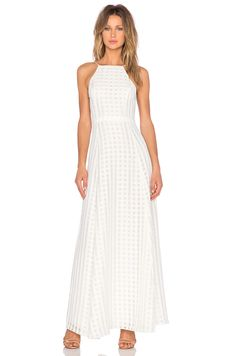 NBD x REVOLVE Animosity Maxi Dress in White | REVOLVE