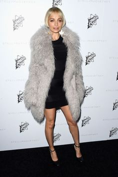 A Lesson In Party Dressing, Courtesy Of Nicole Richie #refinery29  http://www.pipeline.refinery29.com/2016/01/101520/nicole-richie-style-outfit-pictures#slide-1  If the original Factory Girl were still around today (and living in L.A.), we have a feeling this is what she might look like....
