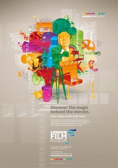 london film festival poster