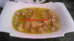 Recopilatorio de recetas : Champiñones en salsa de vino con thermomix