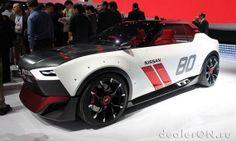 Концепт Nissan IDx Nismo / Ниссан IDx Нисмо