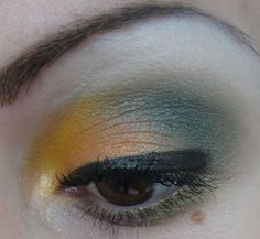 Geek Chic Cosmetics Review.