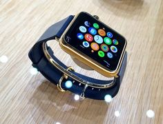 Apple's initial order for the Apple Watch is roughly in line with its first order for the iPad.