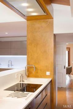 House in Porto II, Kitchen | Photo by: Francisco Rivotti | Porto | Skike Design