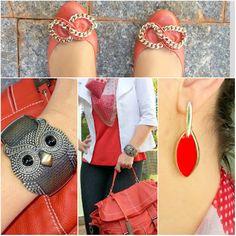 blog v@ LOOKS   por leila diniz: Esse look tem LARANJA ou CORAL? Eu nunca sei diferenciar + Mensagem de DEUS
