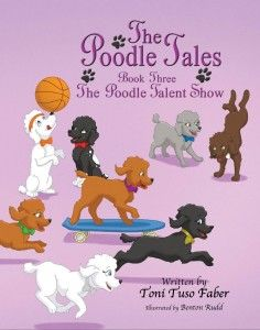 Poodle Talent Show