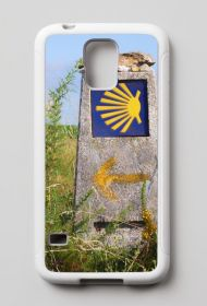 Santiago de Compostela - znak - etui Samsung