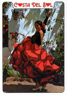 Traditional Dress Spain | Flickr - Photo Sharing!