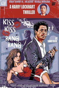 Kiss Kiss Bang Bang (2005) [900 x 1350]