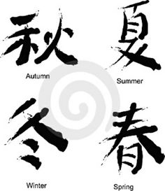 Chinese Calligraphy <3