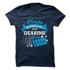 DEARING